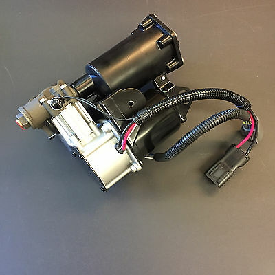 Range Rover Sport - Hitachi Type - Air Suspension Compressor & Relay Lr023964