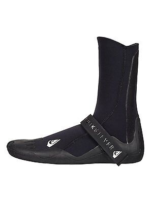 Quiksilver Syncro 3mm Round Toe Surf Boots - Men's - 9