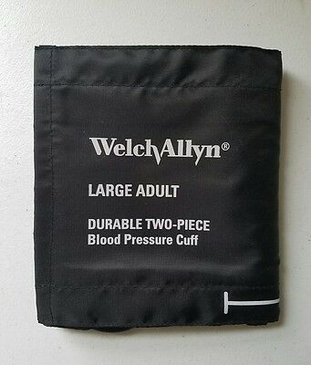 Welch Allyn 5082-44 Blood Pressure Cuff and One-Tube Bladder, Large Adult