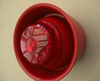 £42 Protec 5000 Sounder Beacon 5000/SSR2/LED/RED