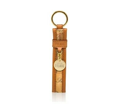 Portachiavi Alviero Martini Geo Classic Key Holder Cw2696000 Natural