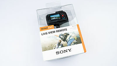 Sony Live View Remote with Wi-Fi for Action Cam (RM-LVR2) - Brand New!