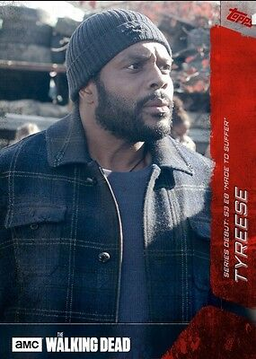 STRANGERS MARATHON TYREESE The Walking Dead Card Trader Digital