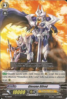 VANGUARD TCG Giovane Alfred PR/0010IT PROMO ITA NEW