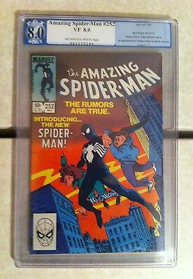 Amazing Spider-Man #252 - 1st appearance of the Black suit