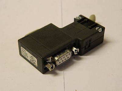 Siemens 6ES7 972-0BB12-0XA0 PROFIBUS DP Connector RS485
