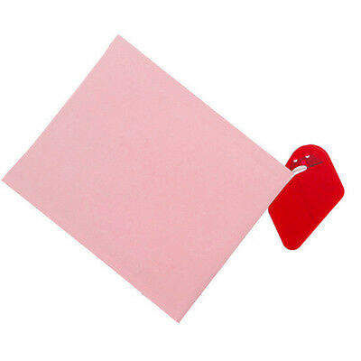 Envelope Opener Paper Guarded Cutter Stainless Steel Blade Office Equipment Hot