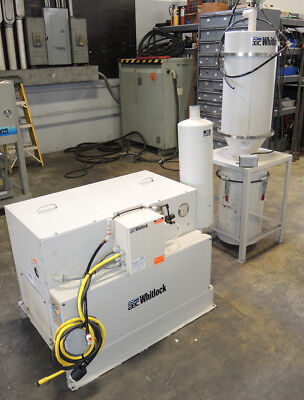 AEC Vacuum Loading System VTP - 7.5 Includes Control, Cyclone and Filters 7.5HP