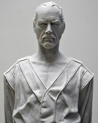 General Zod Terrance Stamp KNEEL TO ZOD Superman Resin Model Kit 1/6th scale