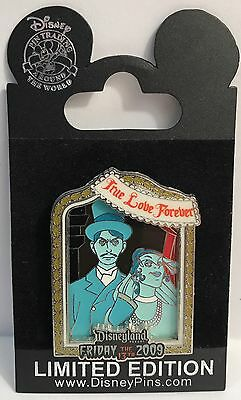 Disney DLR Friday the 13th at  The Haunted Mansion True Love Forever LE 1000 Pin