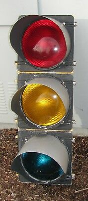 "12"" 3 section Traffic Signal Light"
