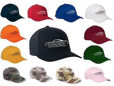 Plymouth Duster Classic Color Outline Design Hat Cap NEW