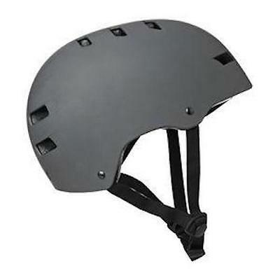 Skateboarding Longboards Cycling Helmet - Matte Charcoal