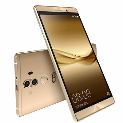 """CTC's Smartphone 6"""" Unlocked Android 6.0 Dual SIM Quad Core 3G For Mobile Phone"""