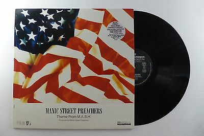"Manic Street Preachers - Suicide Is Painless (658382 6  1991) 12"" Vinyl Single"