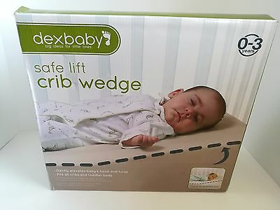 Dexbaby Safe Lift Crib Wedge