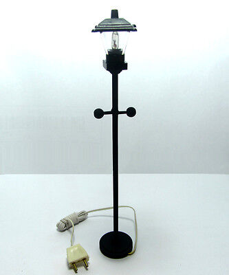 1:12 Dollhouse Miniature Metal Street Light Road Garden Lamp Lantern Lighting