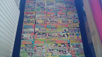 Roy of the Rovers Vintage Comic Joblot X 20 All From 1983/1984
