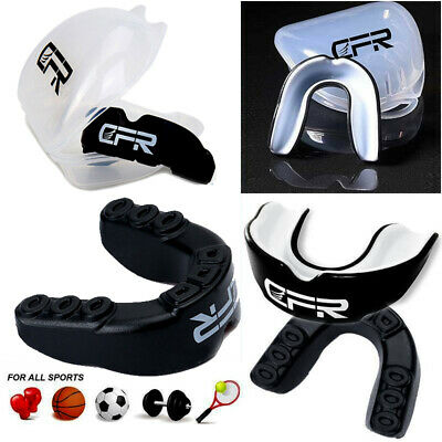Dental Mouth Guard for Teeth Grinding, Bruxism, TMJ, Stop Teeth Clenching US AM