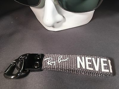 Ray-Ban Promotional Never Hide Keychain