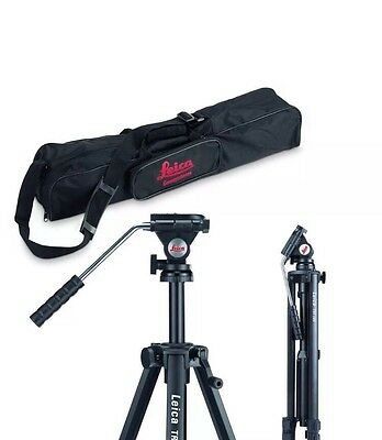 brand new genuine Leica TRI 100 tripod with carry bag