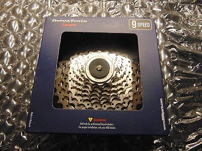 BBB BCS-09S 9 Speed Road And MTB Cassette 11-34 Shimano Compatible