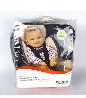 Britax Head and Body Support Pillow - For Car Seats, Strollers -- Baby Toddler