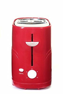 NEW Hot Dog Oven Toaster Retro Cooker Electric Grill Machine Warmer Red