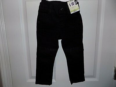 Toddler Boys' Pull-On Trousers Genuine Kids™ from OshKosh® Black