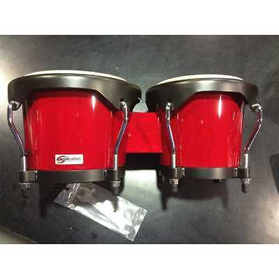 SOUNDSATION SB01-RD Coppia Bongos Red