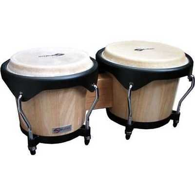 SOUNDSATION SB01-NT Coppia Bongos Natural