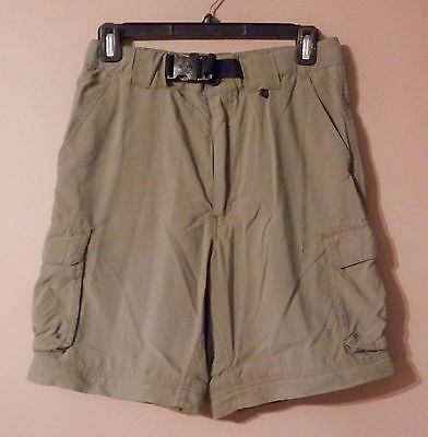 Boy Scouts Of America Official Switchback Uniform Shorts Only Size Youth Large