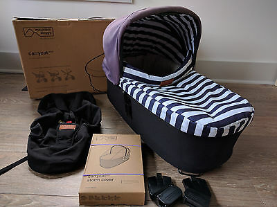Mountainbuggy Carrycot Plus for Urban Jungle, Terrain,  +one Strollers