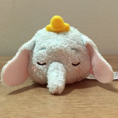 NWT Disney Store Tsum Tsum Dumbo Mini 3.5'' Plush