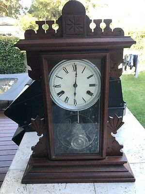 New Haven Shelf Clock (Local Pickup Or Post At Buyers Cost)