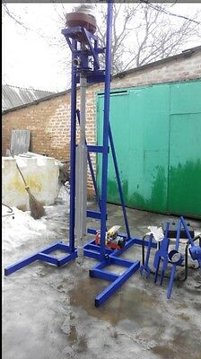 Borehole Water Well Drilling Rig Machine Bargain Cheep Export 100 Meters Rods