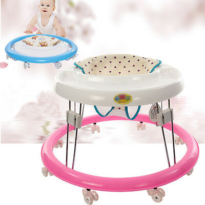 New Wanderer Baby Walker Adjustable Activity Learn Toddler Toy Mummy Toys Walk