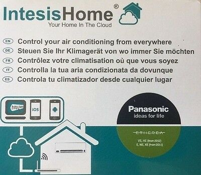 Panasonic WiFi Air Conditioning A/C Control Module Intesis PA-AC-WIFI-1 ETHEREA