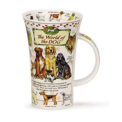 Dunoon Mug Fine Bone China Glencoe - World of DOG - BRAND NEW