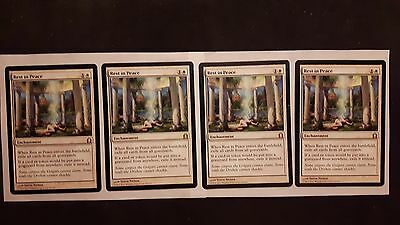 Rest in Peace x 1 NM MTG Magic the Gathering