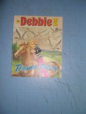 Debbie Picture Story Library issue 17 1979