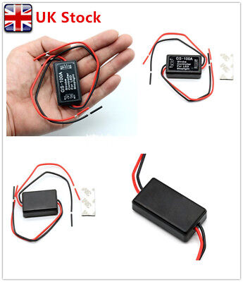 Car Vehicle Flash Strobe Controller Flasher Module LED Light Lamp Brake Stop UK