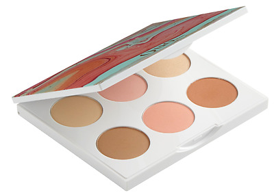 Sale! Brand New Quo Spring Collection Face Palette In Down To Earth