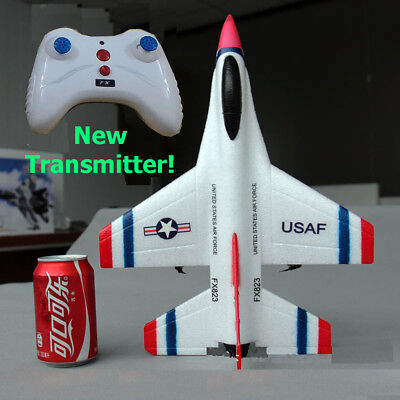 Mini  RC Airplane RTF F 16 Radio Control  Jet Fighter for Kids N  Beginners