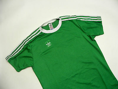 Adidas Vintage Shirt Rare Made in West Germany