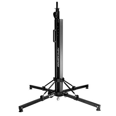 Goliath Studio R-5200 5.2m 200kg 4-Leg Wind Up Stand (Pallet Ship) (PF80082) [ST