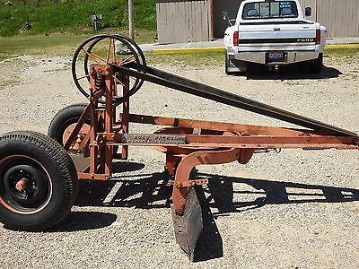 Working Adams Grader recently reconditioned workhorse 6.5' wide blade 10'long