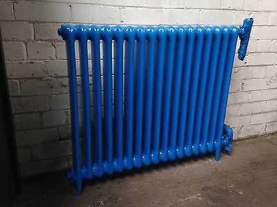 1 Reclaimed Cast Iron Radiator (18 Available) Original Classic Design