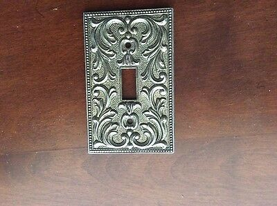 Antique Vintage Outlet Toggle Switch Plate Covers