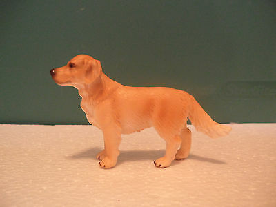 Schleich Golden Retriever Dog Figure USED